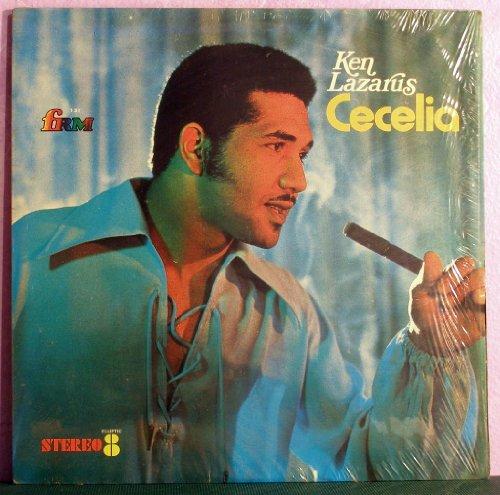 131 Ken - Ken Lazarus Cecelia (vinyl) Firm 131