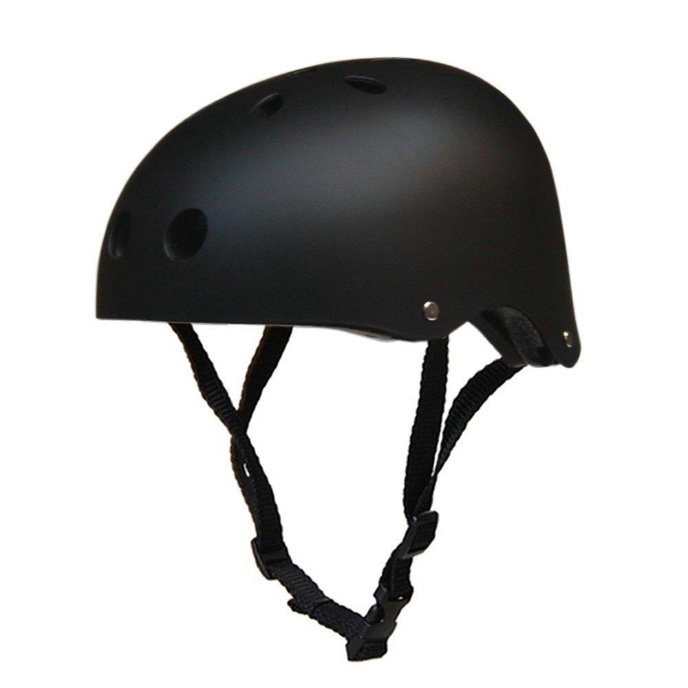 最終値下げ Sunki元クラシックCommuterバイクスケート保護ヘルメット調整可能CPSC Certifiedスケートボード ブラック/スキー S Kids/スケート/ローラースケートヘルメットギアfor Kids Youth大人用 B01FS7PRTS S|ブラック ブラック S, カイヅチョウ:812f3453 --- a0267596.xsph.ru