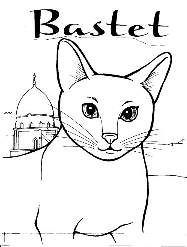 BASTET-Friendship, Loyalty Children's Book (Life Skills Childrens eBooks Text-Only Version 4)