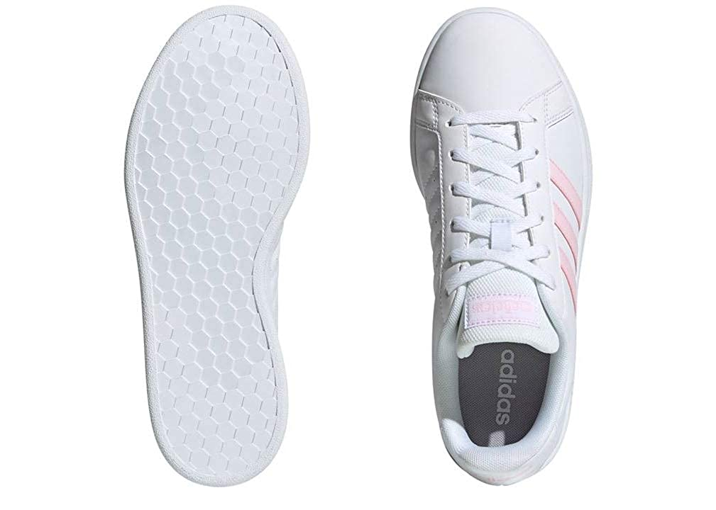 adidas Neo Grand Court Sneakers Bianco Scarpe Donna EE7480
