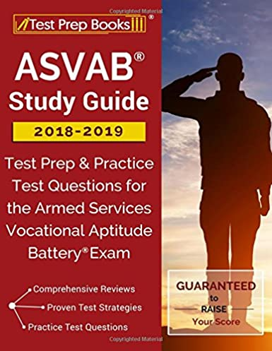 asvab study guide 2018 2019 test prep practice test questions for rh amazon com asvab study guide print out asvab study guide math