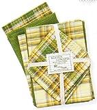 Park Designs Kitchen Concepts Towel Gift Set Lemongrass