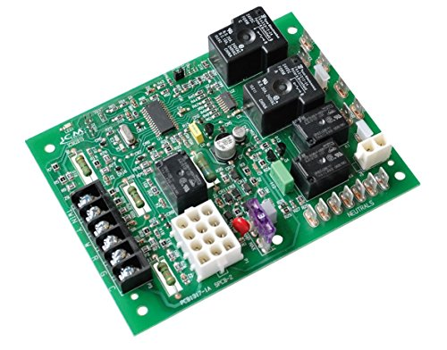 ICM Controls UMSR-50 Universal Motor Starting Relay, 50 Amp, Patented differential voltage sensing, Voltage rating 110V - 270V AC, Single Phase (Maximum Voltage Contact Rating 502V AC) (Relay Potential Starting)