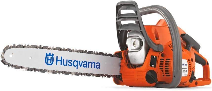 Husqvarna HUSQ120-14 -The Best Petrol Chainsaw, UK