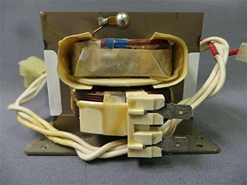 GE 6170 W1d092b microondas transformador de alto voltaje ...