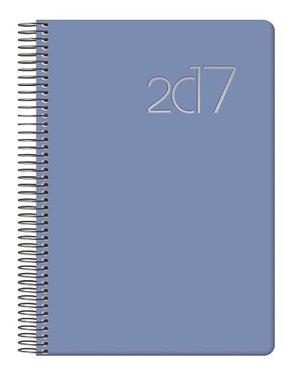 Dohe Sintra - Agenda 2017, día página, color azul: Amazon.es ...