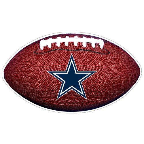 Magnet Football Cowboys (NFL Dallas Cowboys 3D Football Magnet)