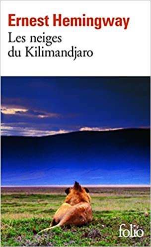 Les neiges du Kilimandjaro - dix Indiens (Ernest Hemingway)