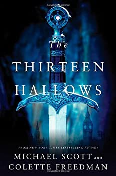 The Thirteen Hallows 0765328526 Book Cover