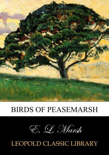 Download Birds of Peasemarsh PDF