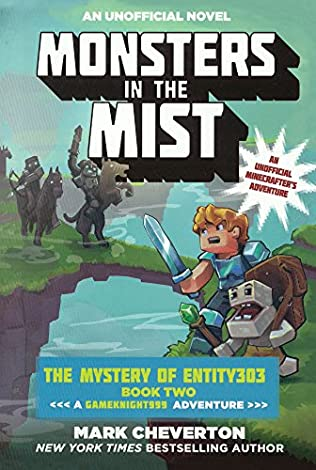 book cover of Monsters in the Mist