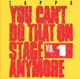 You Can't Do That On Stage Anymore - Vol. 1