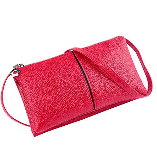 aribelly-women-leather-shoulder-bag-bifold-purse-zipper-clutch-handbag-wallet-red