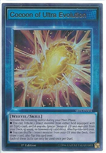 Cocoon of Evolution SS03ENB09 SPEED DUEL 1st ed Yu-Gi-Oh Card ULTIMATE PREDATOR