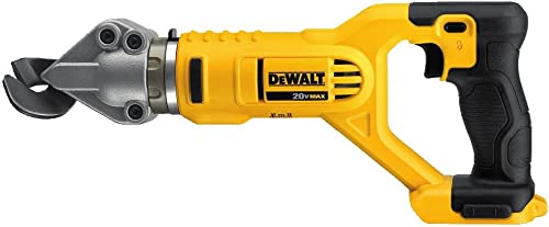 DEWALT 20V MAX Metal Shear, Offset, 18GA, Tool Only DCS496B