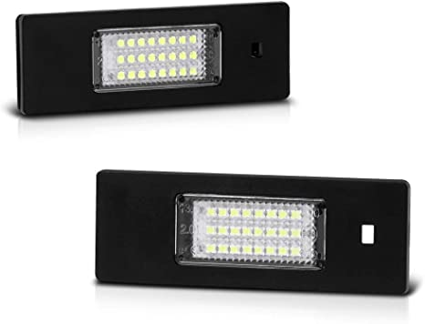 2 Pcs LED Error Free Canbus Side Light Beam Bulb Fits Mini Cooper S Clubman R55