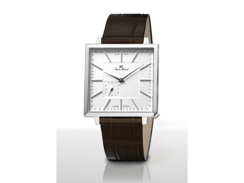 Jean Marcel Herren-Armbanduhr Ultraflach 160.303.22