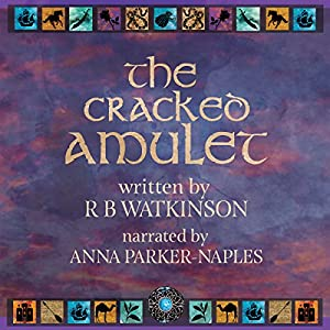 The Cracked Amulet Audiobook