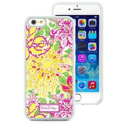 Beautiful and Grace Lilly Pulitzer 11 iPhone 6 Generation TPU Phone Case in White
