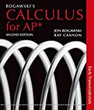 Rogawski's Calculus for AP*: Early Transcendentals
