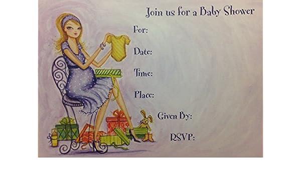 Amazon stylish papyrus baby shower invitations 10 count amazon stylish papyrus baby shower invitations 10 count kitchen dining filmwisefo