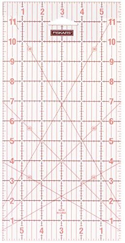 Fiskars Acrylic Ruler