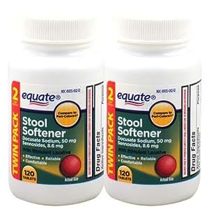 Amazon Com Equate Stool Softener With Stimulant