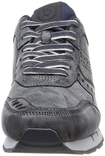 Blue Sneaker Dark 322308025400 Herren Blau Bugatti OYxXFx