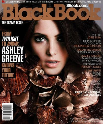 Blackbook Magazine (November 2011) Ashley Greene Cover Idris Alba, Theophilus London, Xavier Samuel, Felicity Jones, Josh Gad pdf