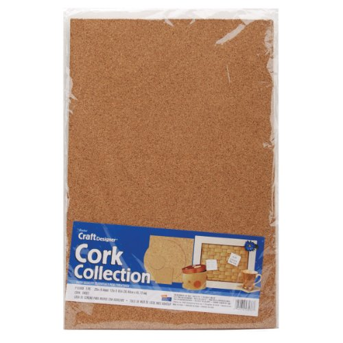 Cork Collection Sheet-12x18x.25