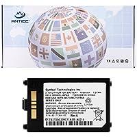 ANTIEE Compatible MC70 Battery Relacement Symbol Motorola MC75 MC7090 MC7596 MC7094 MC75A fit BTRY-MC70EAB02 82-71364-01 82-71363-02 BTRY-MC70EAB00 1950mAh 7.21Wh