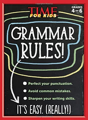 TIME For Kids Grammar Rules! (Language Arts For Kids)