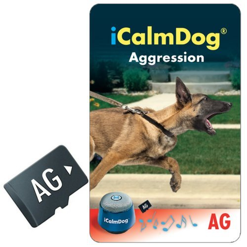 iCalmDog Aggression | Training Program by Victoria Stilwell | Clinically-Tested Music by Through a Dogs Ear | Micro SD Sound Card