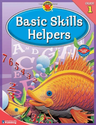 Brighter Child® Basic Skills Helpers, Grade 1 (Brighter Child (Basic Skills Helpers)