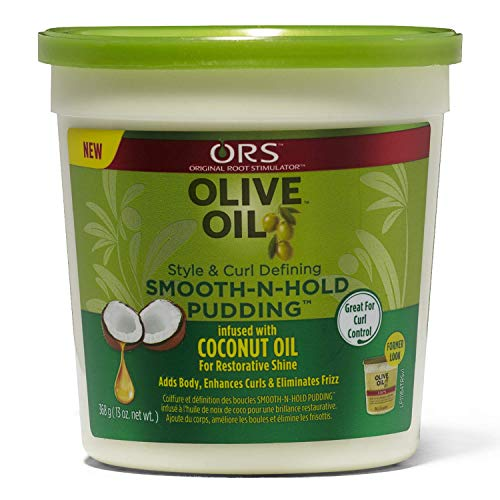 Organic R/S Root Stimulator Olive Oil Smooth Pudding, 13 Ounce (Pack of 2) ()