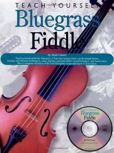 Country Fiddle (Teach Yourself Bluegrass Fiddle)