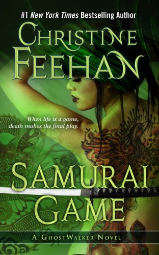 book cover of Samurai Game