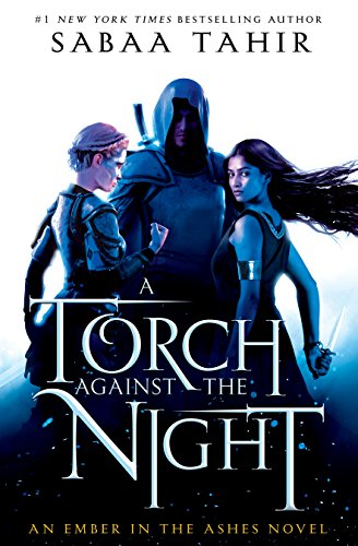 Image result for a torch against the night book