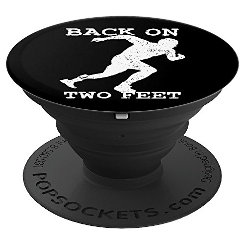 Funny Gifts For Foot Amputee - Back On