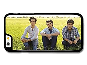 Jonas Brothers Sitting Grass Popstars case for iPhone 6 A10373