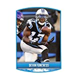 2018 Panini NFL Stickers Collection  350 Devin Funchess Carolina Panthers  Official. 9f63cf4c9