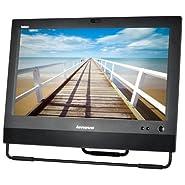 "Lenovo ThinkCentre M72z 20"" HD+ All-In-One Business Desktop Computer, Intel Quad Core i5-3470S 2.90GHz, 8GB RAM, 500GB HDD, DVD, RJ-45, DisplayPort, Windows 10 Professional (Certified Refurbished)"