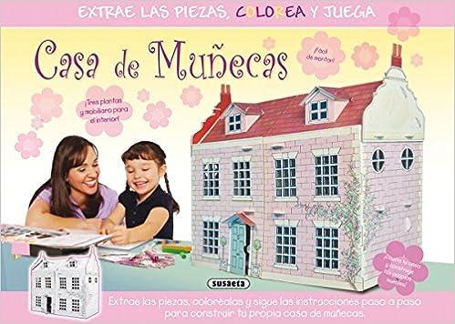 Casa de muñecas (Maquetas gigantes): Amazon.es: Equipo ...