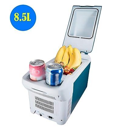 Amazon.es: Refrigerador del Coche refrigerador portátil Mini ...