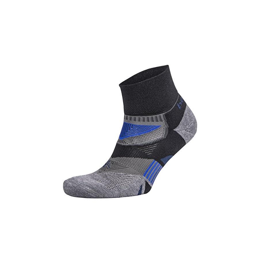 Balega Enduro V Tech Quarter Socks For Men and Women (1 Pair) (2017 Model)