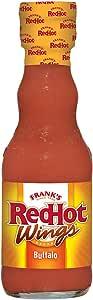 Franks Red Hot Buffalo Wings Sauce 128 ml,  128 ml