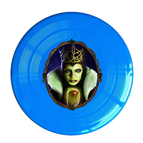 [WG Unisex WHITE SNOW German Fairy Tale EVIL QUEEN Outdoor Game Frisbee Game Room RoyalBlue] (Seven Dwarfs Costume Ideas)