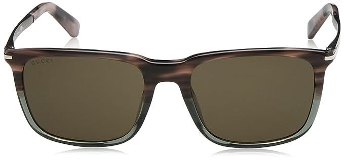 Gucci Sonnenbrille 1104/S 70GZ4 havanna w2RLCn92