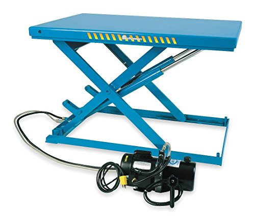 Bishamon-LX-100N-230-V-3PH-Scissor-Lift-Table-2200-lb-230V-3-Phase