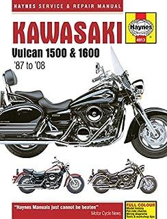 Kawasaki vulcan 1500 series 96 08 clymer motorcycle repair penton kawasaki vulcan 1500 1600 87 to 08 haynes service repair manual fandeluxe Gallery